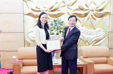 VUFO honours outgoing Polish Ambassador