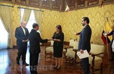 Ambassador vows to expand Vietnam-Ecuador ties