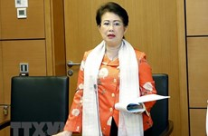 Head of Dong Nai's NA deputy delegation applies for resignation