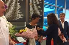 Museum receives memorabilia of Argentine war reporter