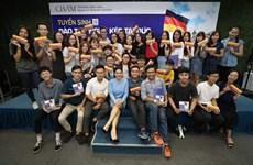 Germany's dual training programme enrolls Vietnamese students
