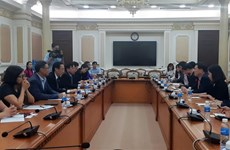 HCM City fosters cooperative relations with Daegu city