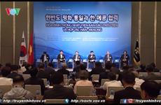 Vietnam-RoK cooperation spotlighted at Korea-Mekong Peace Forum