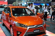 Thailand's auto production up 12 percent in April