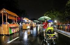 Hanoi has second pedestrians' space