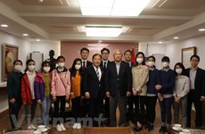 RoK doctors continue free surgery programme for Vietnamese