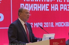 Vietnam attends international symposium on Marxism in Russia