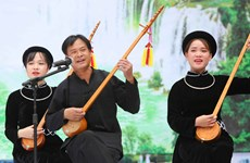 National festival reflects diversity of Then singing art