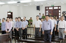 13-year jail sentence upheld for Dinh La Thang