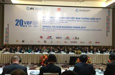 VCCI's international cooperation helps improve domestic business environment
