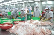 Exports of tra fish earns 438 million USD in three months