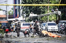 Indonesia: Family of six behind series of bomb attacks