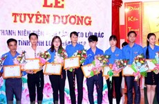 HCM City honours role models in following Ho Chi Minh's example