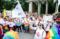 Rainbow flag movements make inroads in Vietnam