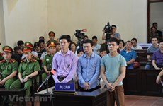 Trial on medical incident at Hoa Binh General Hospital resumed