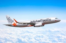 Jetstar Pacific increases flights to Guangzhou