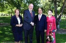 Governor General of Australia to visit Vietnam