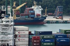 Singapore's exports increase after three-month drop