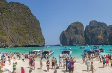 Thailand to close famous Maya Bay for rehabilitation