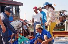 Da Nang increases trace of fishery origins
