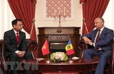 Ambassador wishes for growing Vietnam – Moldova ties