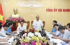 PM asks Ha Nam to improve business climate