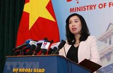 Vietnam asks China to stop bomber drills in Hoang Sa