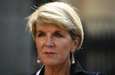 Australia opposes China's militarisation of East Sea