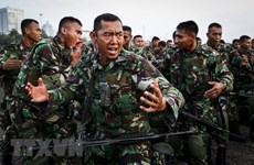 Indonesia aims to set up command for anti-terrorism special force