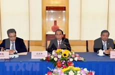 Hanoi, Shanghai agree to strengthen cooperation