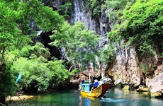Central localities' tourism promoted in Thailand