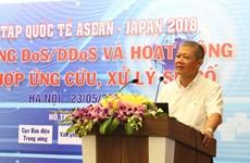 Vietnam hosts 2018 ASEAN-Japan cyber security