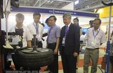 Saigon Autotech & Accessories 2018 kicks off in HCM City