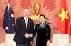 Vietnamese NA supports strategic partnership with Australia
