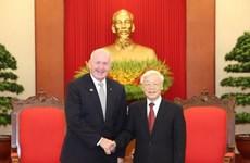 Australia wants pragmatic cooperation with Vietnam