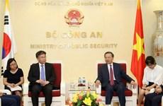 Vietnam, RoK increase anti-crime cooperation