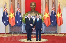 Vietnam, Australia agree to reinforce political trust