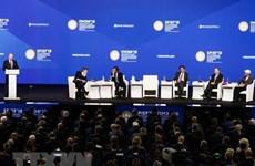 St. Petersburg forum looks to create economy of trust