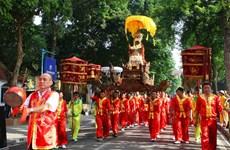 Hanoi celebrates 590 years since King Le Thai To's coronation