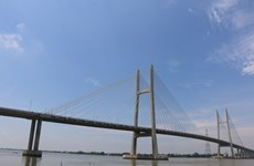 Australian-funded Cao Lanh Bridge inaugurated