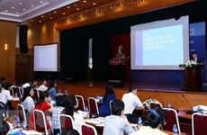 Workshop discusses application of int'l financial reporting standards