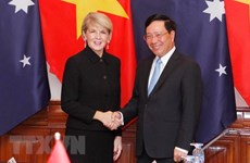 Australian gov't considers Vietnam one of partners in Asia Pacific
