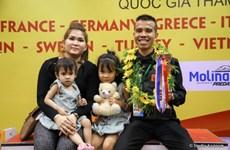 Vietnamese wins Three-Cushion Carom Billiards World Cup in HCM City