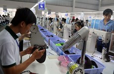 Footwear giants flock to Vietnam