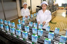 Vinamilk named as most favourite brand in Vietnam