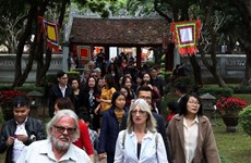 Hanoi welcomes 3 million foreign tourists in five months