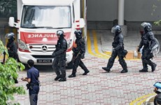 Singapore: Tighter security ahead of 17th Shangri-La Dialogue