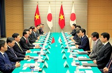 Vietnam, Japan seek new development phase for ties