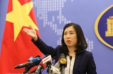 Vietnam condemns China's violations of national sovereignty at sea