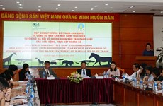 Hanoi statement to fight illegal wildlife trade under review